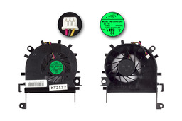 Acer eMachines E732, E732Z, E732G, E732ZG gyári új hűtő ventilátor, AB7305HX-G03