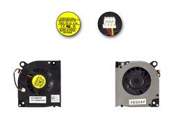 Acer Extensa 4220, Travelmate 4320, 4720, Dell Inspiron 1525, 1526, 1545 használt laptop hűtő ventilátor (DFS531205M30T)