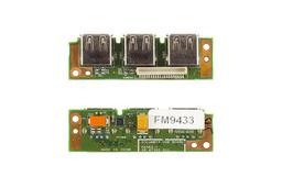 Acer Extensa 5220, 5620 használt USB panel, 48.4T302.011