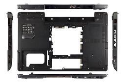 Acer Extensa 5235, 5635 használt alsó fedél, bottom case cover, 60.EDM07.002