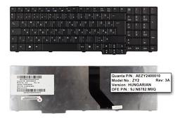 Acer Extensa 5635ZG, 7630ZG gyári új magyar fekete laptop billentyűzet (AEZY2400010)