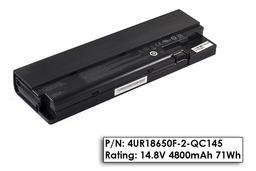 Acer Ferrari 4000, Travelmate 8100 használt 75%-os 8 cellás laptop akku/akkumulátor (4UR18650F-2-QC145)
