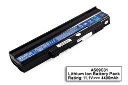 Acer Extensa 5635G, eMachines E728 helyettesítő új 6 cellás laptop akku/akkumulátor (AS09C31, AS09C75)