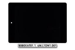 LCD kijelző modul Acer Iconia Tab A1-810 tablethez (B080XAT01.1,  6M.L1DN1.001)