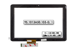 Érintő panel, touchscreen Acer Iconia Tab A200 tablethez (41.1101303.206)
