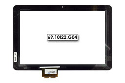 Érintő panel, touchscreen Acer Iconia Tab A210, A211 10,1