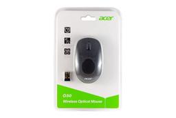 Acer O50 fekete optikai vezeték nélküli egér (LC.MCE0A.028)