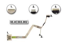 Acer Travelmate 2410, 4400 laptophoz használt LCD kábel 50.4C503.002