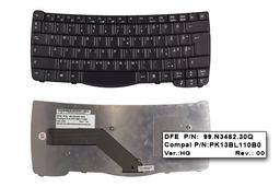 Acer Travelmate 420, 426, 430 használt magyar fekete laptop billentyűzet (99.N3482.30Q)