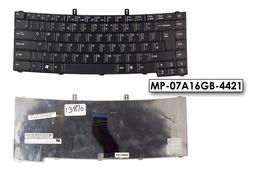 Acer TravelMate 4520, 4730, 5310 használt UK angol billentyűzet, MP-07A16GB-4421