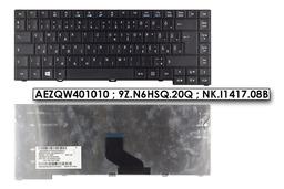 Acer TravelMate 4750 gyári új magyar laptop billentyűzet  PN: NK.I1417.08B