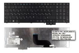 Acer TravelMate 5760, 5760G, 7750, 7750G, 7750Z gyári új magyar laptop billentyűzet, KB.I170A.336