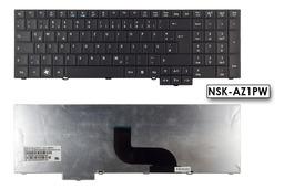 Acer TravelMate 5760, 5760G, 7750, 7750G, 7750Z gyári új német laptop billentyűzet, NSK-AZ1PW