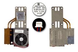 Acer Travelmate 630, 620, 632XV komplett használt laptop hűtő ventilátor egység (60.43U04.002 A02 911114)
