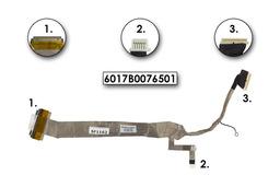 Acer Travelmate 6410 laptophoz használt LCD kábel, 6017B0076501