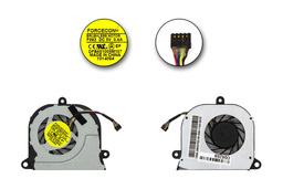 Acer Travelmate 8431, 8471, Gateway Notebook NS40T gyári új laptop hűtő ventilátor (UMA) (DFB451005M10T, F992)