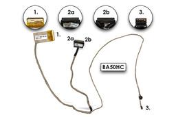 Acer Travelmate P453-M, P453-MG használt laptop LCD kábel (1422-0196000, 50.V6ZN5.003)