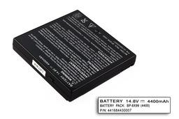 Advent 7062, Mitac MiNote 8399, Packard Bell EasyNote F7 8 cellás helyettesítő új laptop akku/akkumulátor (BP-8X99)