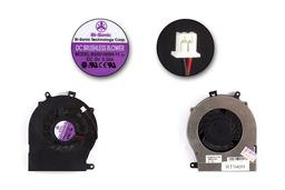 Advent 8212, 8312HU gyári új laptop hűtő ventilátor (BS501005H-11)