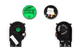 Airis Kira gyári új laptop hűtő ventilátor (AB3805HX-QB3)