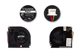 Akciós Fujitsu-Siemens Esprimo V5505, V5545, V6505, V6535, V6545 gyári új laptop hűtő ventilátor (GB0507PGV1-A)