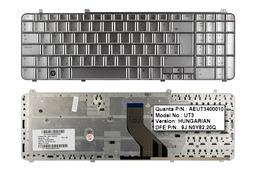 HP Pavilion DV6-1000, DV6-2000 gyári új magyar ezüst laptop billentyűzet (511885-211)