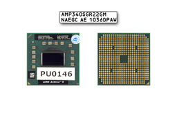 AMD Athlon II Dual-Core 2200MHz P340 használt laptop CPU