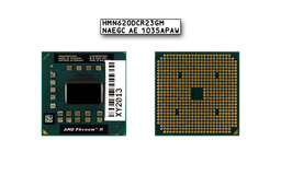AMD Phenom II Dual-Core Mobile N620 használt 2.8GHz, 35W TDP laptop processzor (HMN620DCR23GM)