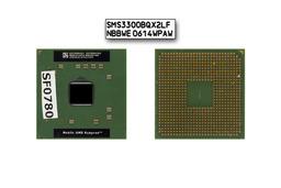 AMD Sempron 3300+ 2000MHz használt laptop CPU (SMS3300BQX2LF)
