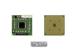 AMD Sempron 3500+ 1800MHz használt laptop CPU, SMS3500HAX4CM