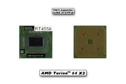 AMD Turion 64 X2 TL-56 1800MHz (rev G1, 65nm, TDP 31W) használt laptop CPU