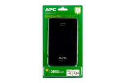 APC Power Bank 10000mAh tablet, telefon akku/akkumulátor töltő, akku/akkumulátor bank (M10BK-EC)