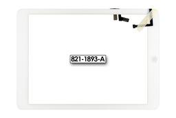 Érintő panel, touchscreen (fehér) Apple Ipad Air A1475 tablethez (821-1893-A)