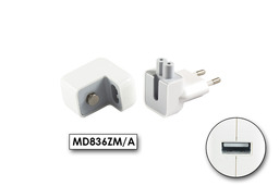 Apple iPhone, iPod, iPad 12W USB töltő (MD836ZM/A, A1401)