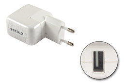 Apple iPhone, iPod, iPad, iPhone 10W USB töltő (A1357)