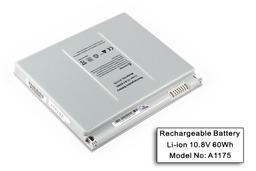 Apple MacBook Pro 15 inch helyettesítő új laptop akku/akkumulátor (A1175, MA348)