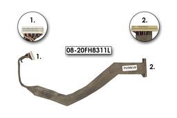 Asus A2H laptophoz használt LCD kijelző kábel (15) (08-20FH8311L)