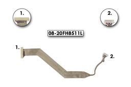 Asus A2L laptophoz használt Kijelző kábel(14 inch XGA) (08-20FH8511L)