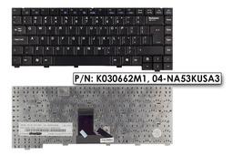 Asus A3000, A6000 használt UK angol laptop billentyűzet