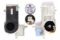 Asus A4000 (A4) használt komplett laptop hűtő ventilátor egység (13-N9X1AM020)