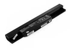 Asus K53 K53U laptop akkumulátor, új, gyárival megegyező minőségű helyettesítő, 6 cellás (4400mAh)