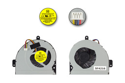 Asus A54H, X54C, X54H, X54L gyári új laptop hűtő ventilátor, DFS531205HC0T