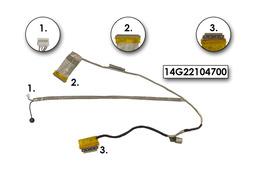 Asus A54L laptophoz használt LCD kábel (15.6inch) (14G22104700)