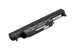Asus K55 K55V laptop akkumulátor, gyári új, 6 cellás (5200mAh)