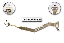 Asus A7, G2 sorozatú laptophoz gyári új LCD kábel, 08G27AV8020N