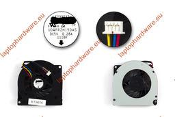 Asus A72, K52, K72 használt laptop hűtő ventilátor (UDQFRZH15DAS)