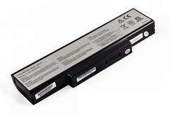 Asus A72, K72, K73, N71 helyettesítő új 6 cellás laptop akku/akkumulátor (A32-K72, A32-N71)