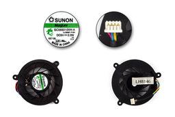 Asus A8, F3, Z53, Z99 gyári új laptop hűtő ventilátor (GC055010VH-A)