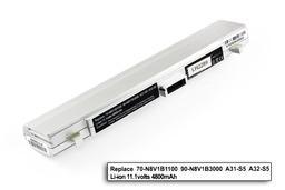 Asus A88, B12, S5, A32-S5 6 cellás helyettesítő új laptop akkumulátor