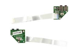 ASUS A8F laptophoz használt audió panel (LS-2353 rev.:1.0)
